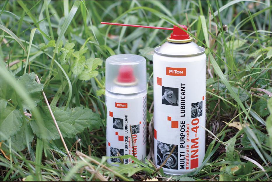 multipurpose TM PITON spray grease